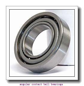 1.772 Inch | 45 Millimeter x 3.937 Inch | 100 Millimeter x 0.984 Inch | 25 Millimeter  SKF 7309  Angular Contact Ball Bearings