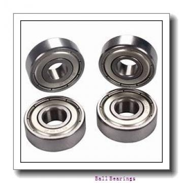 BEARINGS LIMITED SSR12-ZZ  Ball Bearings