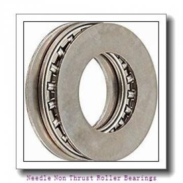 1.125 Inch | 28.575 Millimeter x 1.375 Inch | 34.925 Millimeter x 1 Inch | 25.4 Millimeter  IKO LRB182216  Needle Non Thrust Roller Bearings