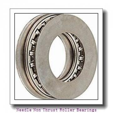 2.047 Inch | 52 Millimeter x 2.677 Inch | 68 Millimeter x 0.866 Inch | 22 Millimeter  IKO RNA4909UU  Needle Non Thrust Roller Bearings