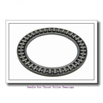 1.875 Inch | 47.625 Millimeter x 2.438 Inch | 61.925 Millimeter x 1.25 Inch | 31.75 Millimeter  MCGILL GR 30 SS  Needle Non Thrust Roller Bearings