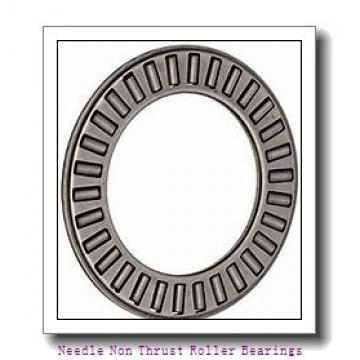 1.772 Inch   45 Millimeter x 2.283 Inch   58 Millimeter x 0.787 Inch   20 Millimeter  IKO RNA49/38UU  Needle Non Thrust Roller Bearings