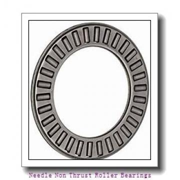 2.756 Inch | 70 Millimeter x 3.465 Inch | 88 Millimeter x 0.984 Inch | 25 Millimeter  IKO RNA49/62  Needle Non Thrust Roller Bearings
