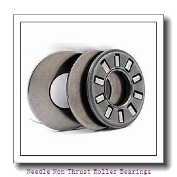 1.875 Inch   47.625 Millimeter x 2.438 Inch   61.925 Millimeter x 1.25 Inch   31.75 Millimeter  MCGILL GR 30 RS  Needle Non Thrust Roller Bearings