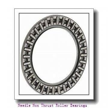 1 Inch | 25.4 Millimeter x 1.25 Inch | 31.75 Millimeter x 1 Inch | 25.4 Millimeter  IKO LRB162016  Needle Non Thrust Roller Bearings