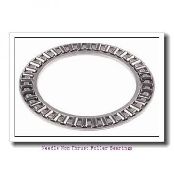 1.5 Inch | 38.1 Millimeter x 2.063 Inch | 52.4 Millimeter x 1.25 Inch | 31.75 Millimeter  MCGILL GR 24 RSS  Needle Non Thrust Roller Bearings