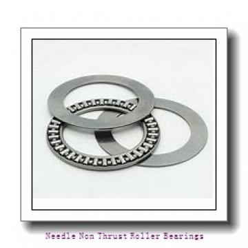 0.75 Inch | 19.05 Millimeter x 1 Inch | 25.4 Millimeter x 1 Inch | 25.4 Millimeter  IKO LRB121616  Needle Non Thrust Roller Bearings