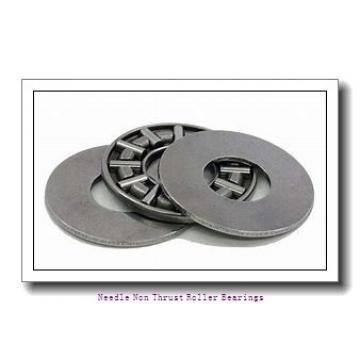 4.921 Inch   125 Millimeter x 5.906 Inch   150 Millimeter x 1.575 Inch   40 Millimeter  IKO RNA4922UU  Needle Non Thrust Roller Bearings
