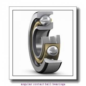 0.984 Inch | 25 Millimeter x 2.441 Inch | 62 Millimeter x 0.669 Inch | 17 Millimeter  SKF 7305  Angular Contact Ball Bearings