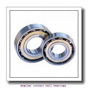 1.181 Inch | 30 Millimeter x 2.835 Inch | 72 Millimeter x 0.748 Inch | 19 Millimeter  SKF 7306PJ  Angular Contact Ball Bearings