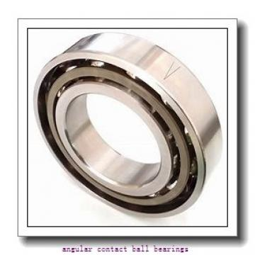 3.346 Inch | 85 Millimeter x 5.906 Inch | 150 Millimeter x 1.937 Inch | 49.2 Millimeter  SKF 5217M  Angular Contact Ball Bearings