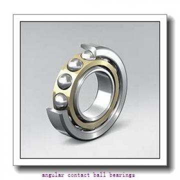 1.378 Inch | 35 Millimeter x 3.15 Inch | 80 Millimeter x 1.374 Inch | 34.9 Millimeter  SKF 5307MF  Angular Contact Ball Bearings