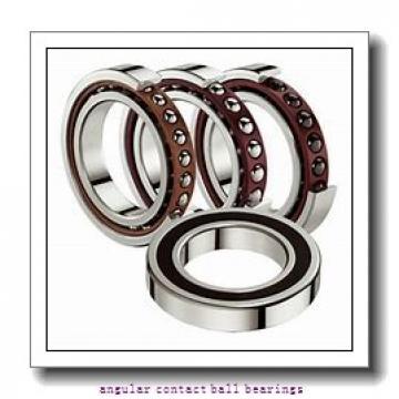 2.559 Inch | 65 Millimeter x 4.724 Inch | 120 Millimeter x 1.5 Inch | 38.1 Millimeter  SKF 5213MZZ  Angular Contact Ball Bearings
