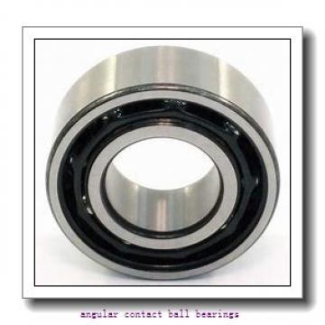1.772 Inch | 45 Millimeter x 3.937 Inch | 100 Millimeter x 0.984 Inch | 25 Millimeter  SKF 7309PJDU  Angular Contact Ball Bearings