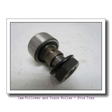 MCGILL MCF 62 SBX  Cam Follower and Track Roller - Stud Type
