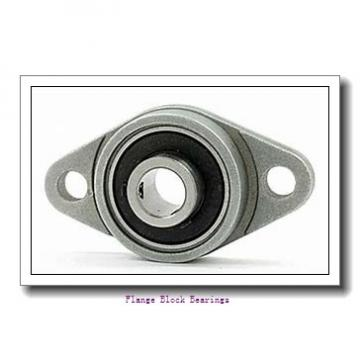 SEALMASTER MSF-31  Flange Block Bearings