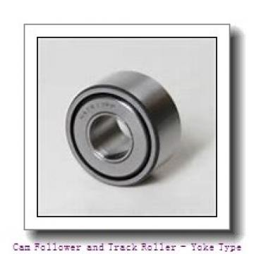 RBC BEARINGS SRF 55  Cam Follower and Track Roller - Yoke Type