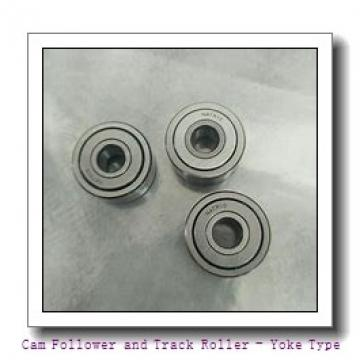 RBC BEARINGS RBY 3 1/2  Cam Follower and Track Roller - Yoke Type