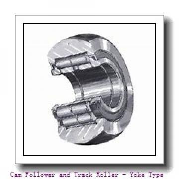 RBC BEARINGS RBY 4  Cam Follower and Track Roller - Yoke Type