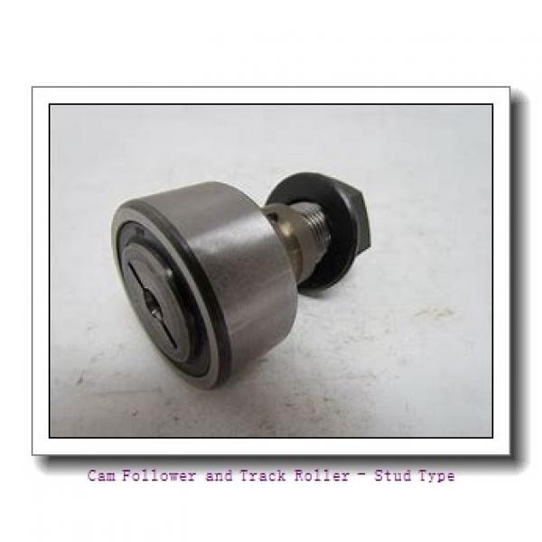 MCGILL MCFE 16 SBX  Cam Follower and Track Roller - Stud Type #1 image