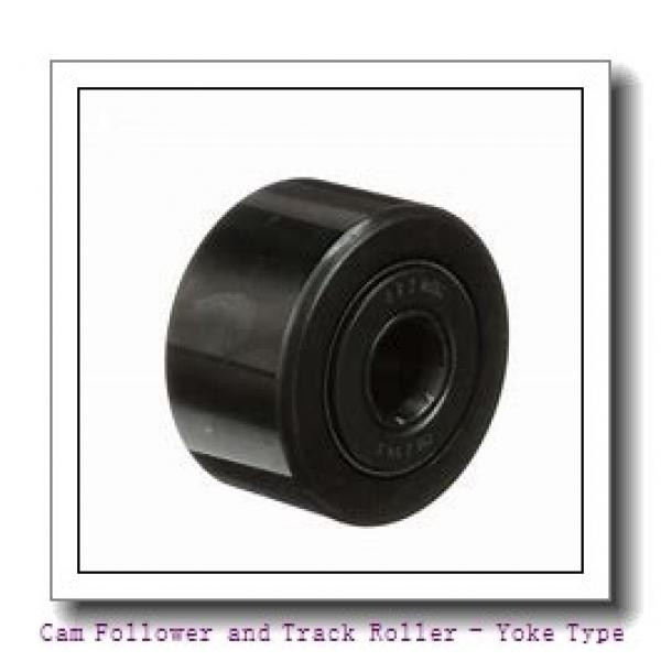 RBC BEARINGS SRF 20 S  Cam Follower and Track Roller - Yoke Type #2 image