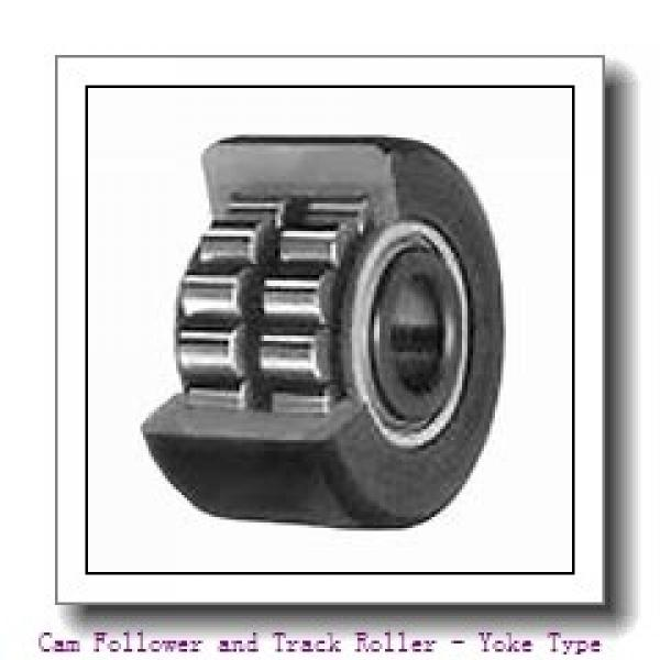 RBC BEARINGS SRF 20 S  Cam Follower and Track Roller - Yoke Type #1 image